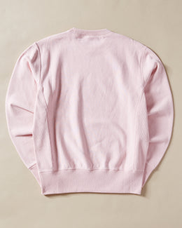 Champion Crewneck Sweatshirt Pink