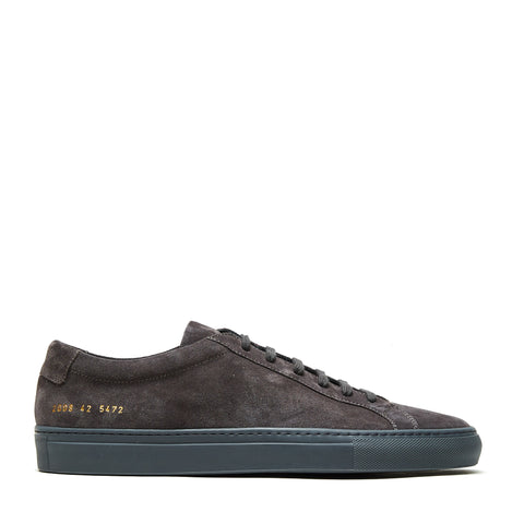 SUEDE ORIGINAL ACHILLES LOW