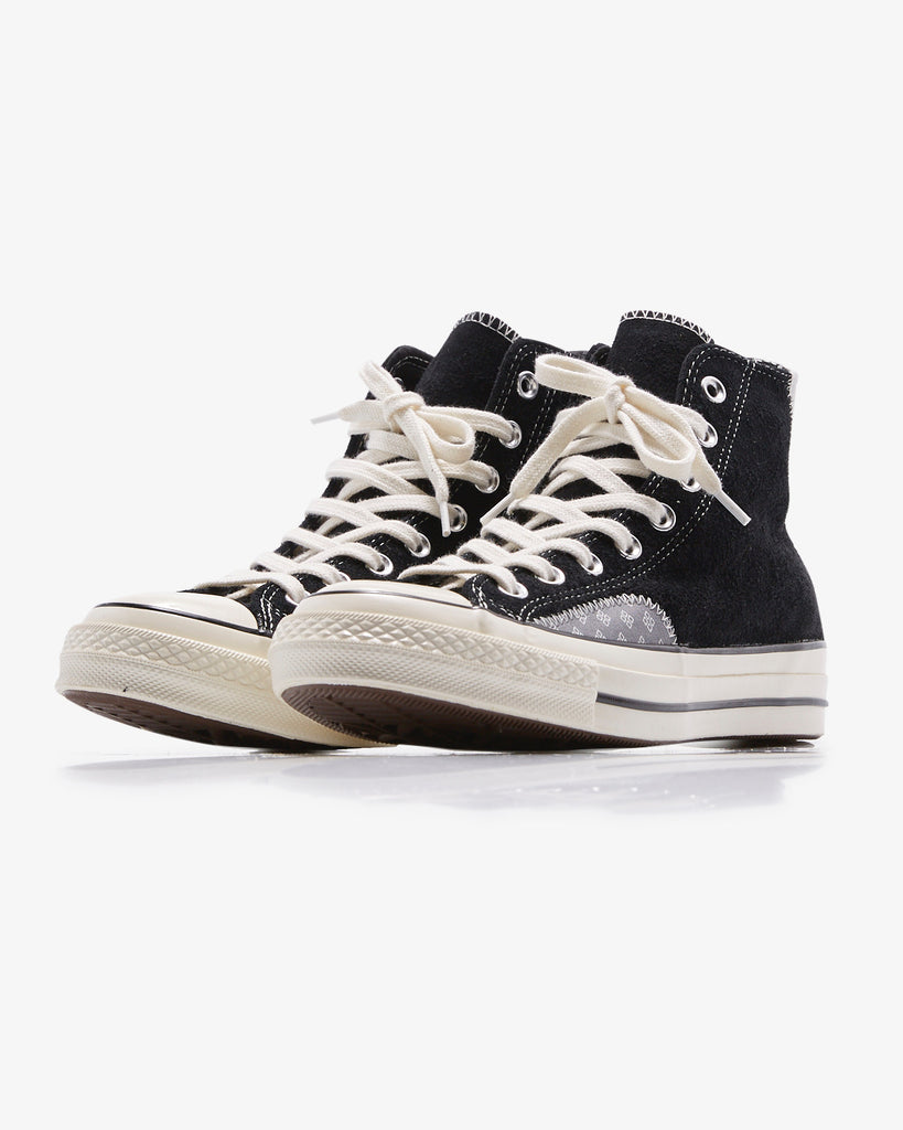 CONVERSE CHUCK 70 TWISTED PREP PATCHWORK HI – UNKNWN