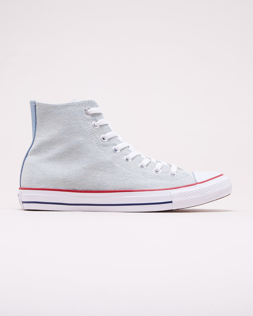 12f43b1b1d8 CONVERSE - CHUCK TAYLOR ALL STAR HI DENIM – UNKNWN