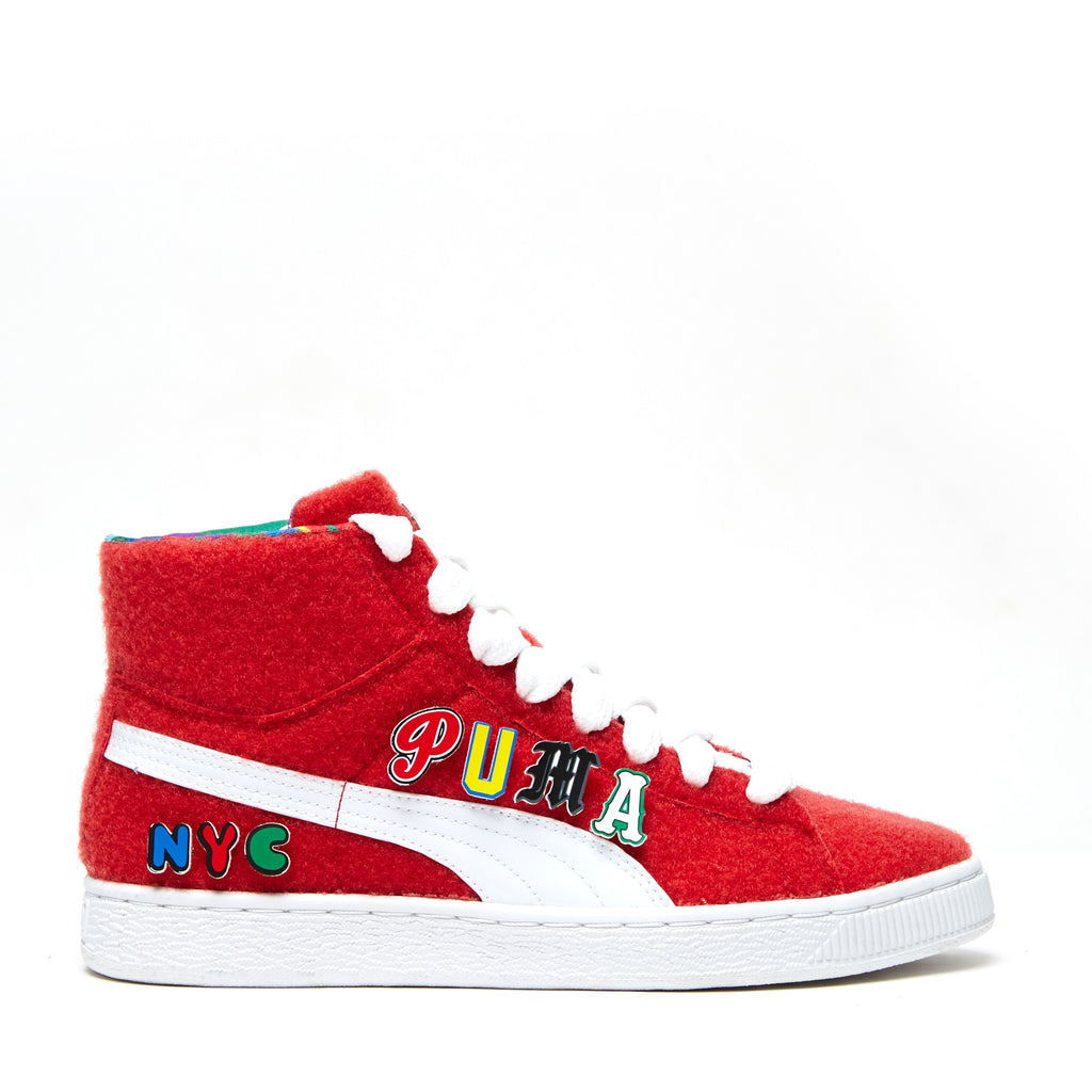 3c38b79d3fc4 DEE   RICKY. DEE RICKY X PUMA BASKET MID CR. Sold out. Previous Next