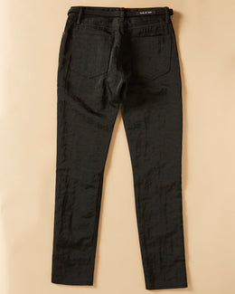 NYLON 5 POCKET SLIM PANT