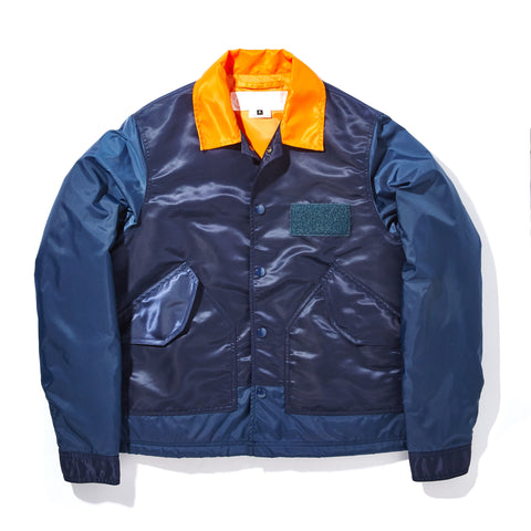 NYLON COACH'S JACKET