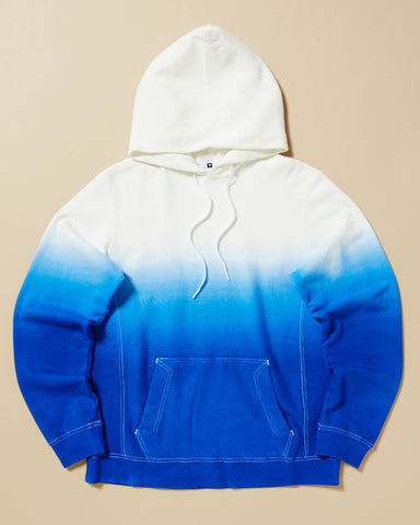 DEGRADE FLEECE HOODIE