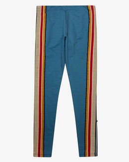 LONG PANT WITH MIXED STRIPES