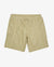 COTTON POPLIN FRAME SHORT