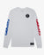 AIR JORDAN PARIS SAINT GERMAIN LONG SLEEVE T-SHIRT