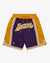LOS ANGELES LAKERS SHORT