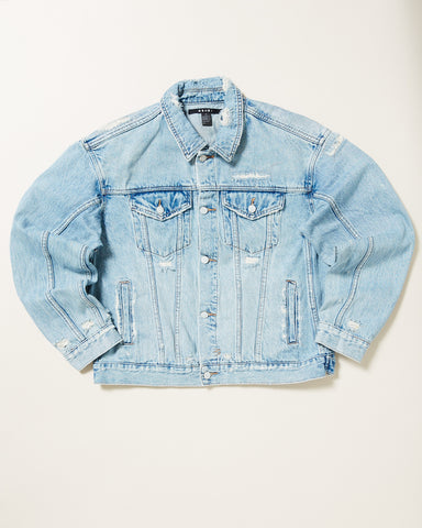 OVERSIZED HAVOC DENIM JACKET