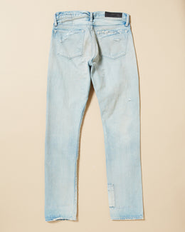 AULICK HERITAGE WASH #3 JEANS