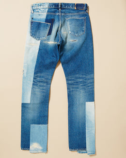 FABRIC REMAKE JEANS