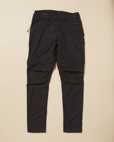 CONVERTIBLE ZIP OFF PANT