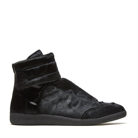 FUTURE HAIRCALF & SUEDE HIGH TOP