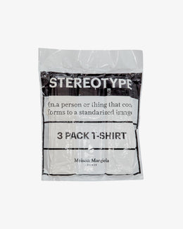 BASIC 3 PACK T-SHIRT