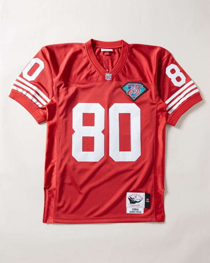 online store fc628 5ddf3 1994 SAN FRANCISCO 49ERS JERRY RICE AUTHENTIC JERSEY