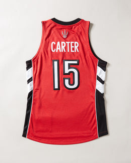 Mitchell & Ness 2003 Toronto Raptors Vince Carter Authentic Jersey