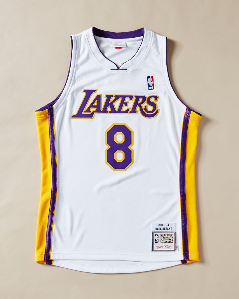 brand new 99827 86708 MITCHELL & NESS - Mitchell & Ness Lakers Jersey - Kobe ...
