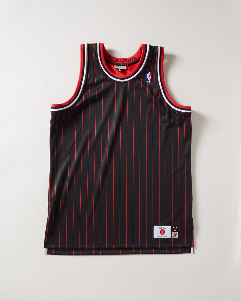 classic fit 64aaf 0a8b0 CHICAGO BULLS NO NAME JERSEY