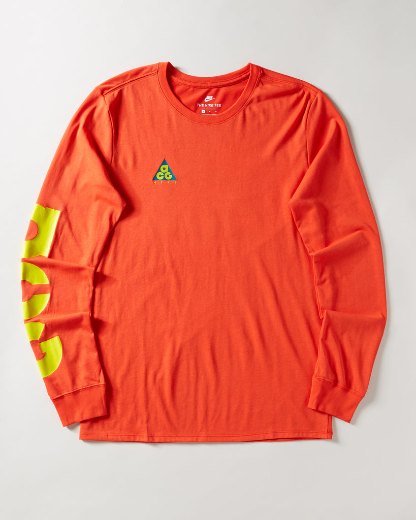 good selling uk availability shop ACG LONG SLEEVE T-SHIRT