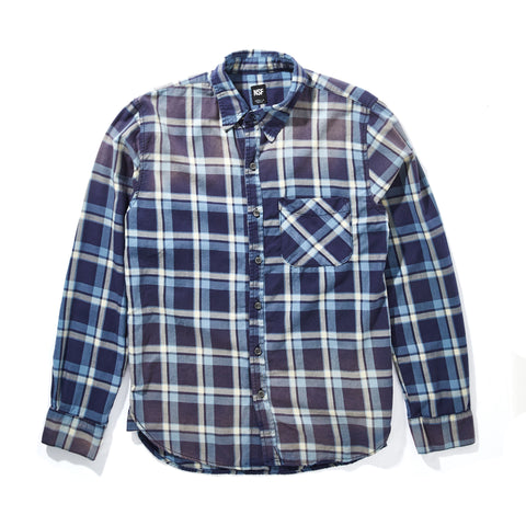 AXEL PLAID BUTTON DOWN