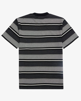 FLAVORS STRIPED T-SHIRT