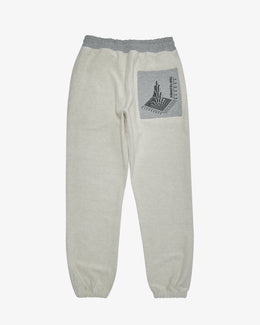 LOGIC REVERSE TERRY SWEAT PANT