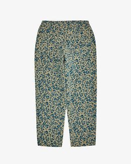 ECLIPSE CHEETAH BEACH PANT