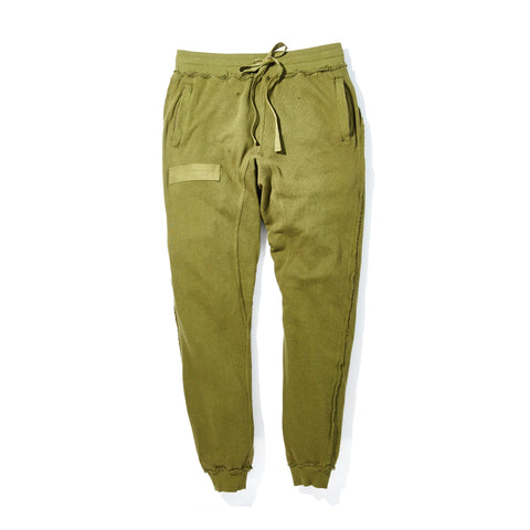 R13 SURPLUS RAW CUT SWEATPANT