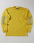 LONG SLEEVE T-SHIRT, MUSTARD