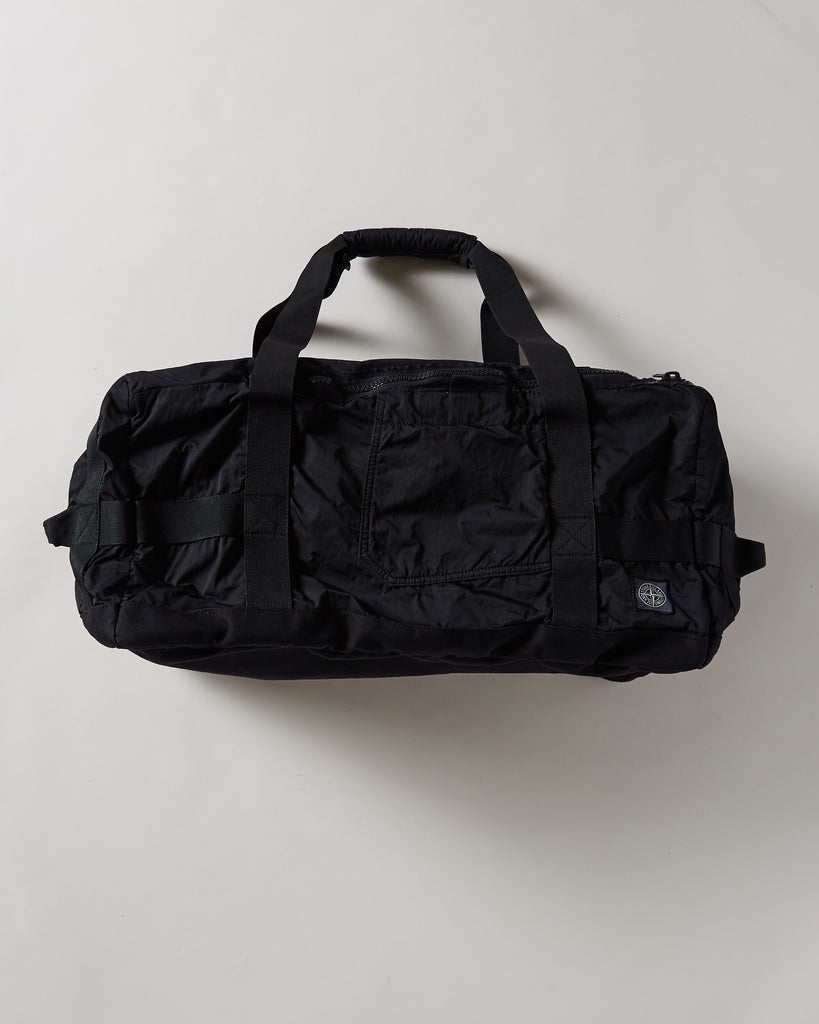 27d360755a03 STONE ISLAND - BAG - Black Duffel – UNKNWN