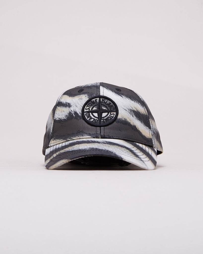54ab1d4f89bf1 STONE ISLAND - HAT - Gray/Yellow/White – UNKNWN