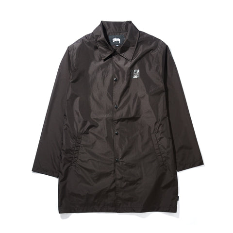 LONG COACHES JACKET