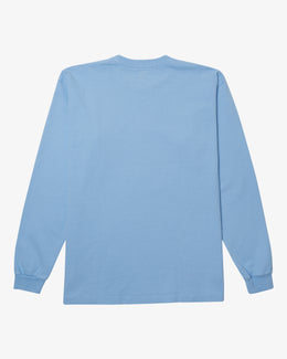 CIRCLE MULHOLLAND LONG SLEEVE T-SHIRT