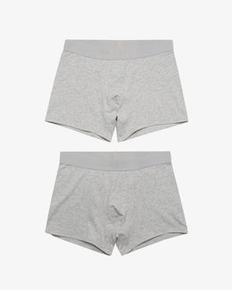 HOTEL 2 PACK LOGO BOXER BRIEF
