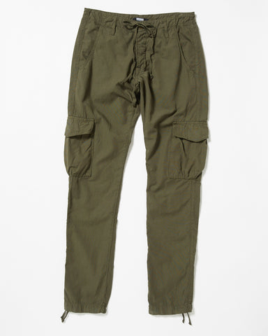 SLIM PANT WITH CARGO POCKETS