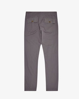 SLIM PANT WITH UTILITY POCKETS