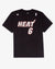MIAMI HEAT LEBRON JAMES 6 SHIRT