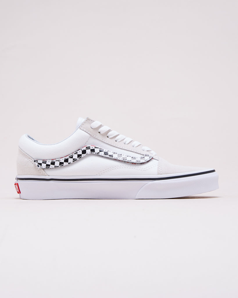 edfde69435add0 VANS - OLD SKOOL SIDE STRIPE V – UNKNWN
