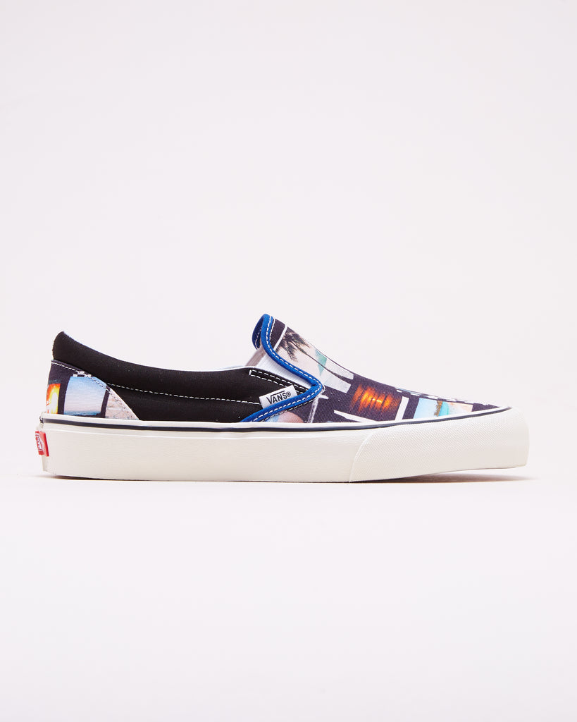b5bc42d8be VANS - DANIEL RUSSO CLASSIC SLIP-ON SF – UNKNWN