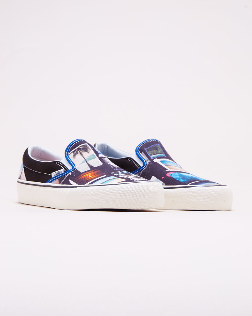 387ba2a5e2 VANS. DANIEL RUSSO CLASSIC SLIP-ON SF. Sold out. Previous Next