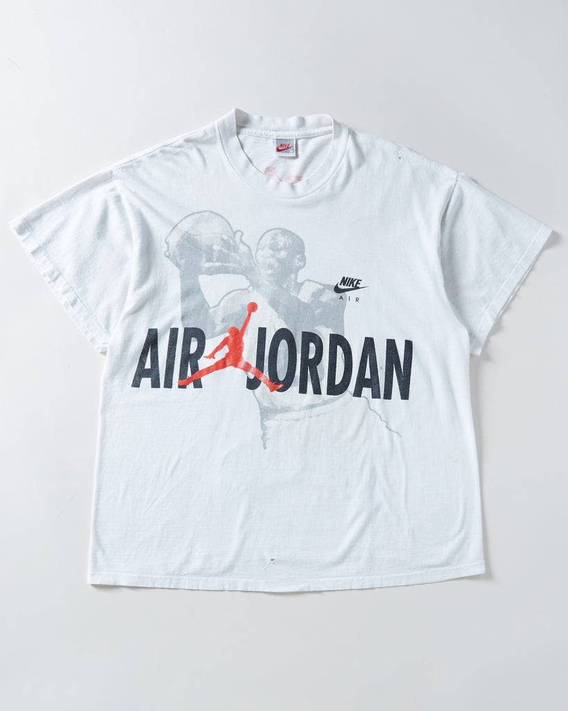 a38595376ad UNKNWN Catalogue - VINTAGE NIKE HARE JORDAN T-SHIRT – UNKNWN