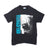 BRUCE SPRINGSTEEN TUNNEL OF LOVE TOUR T-SHIRT, BLACK