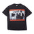 ROLLING STONES NORTH AMERICAN TOUR T-SHIRT, GREY
