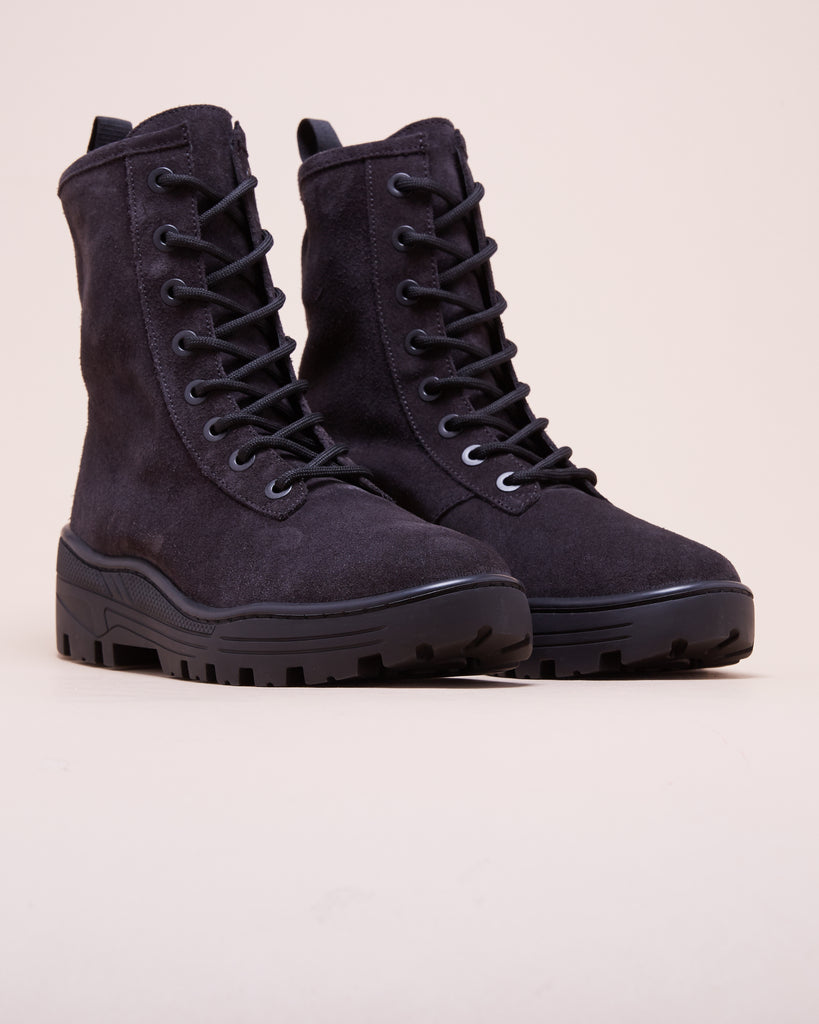 079b96d50ea YEEZY SEASON 6. COMBAT BOOT IN THICK SUEDE. Sold out. Previous Next