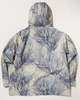 Yeezy Season 4 Camo Print Zip-Up Hoodie