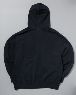 BOXY FIT ZIP UP HOODIE