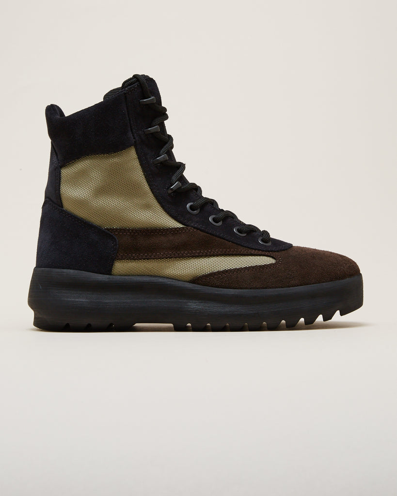 34549c41e245f YEEZY SEASON 5 - MENS SUEDE MILITARY BOOT – UNKNWN