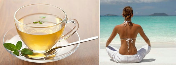 skin cleansing tea