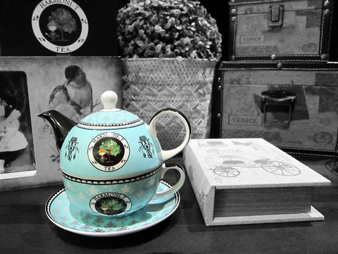 Tea for One - Classic Baby Blue