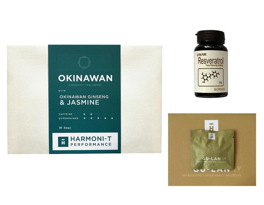 Okinawan Program - Enhanced Combo